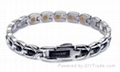 Magnetic Bracelet with Far infrared,Negative ion or Germanium