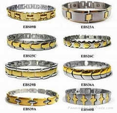 Stainless Steel Magnetic Bracelet,magnetic jewelry
