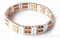 Stainless Steel Magnetic Bracelet,magnetic jewelry 4