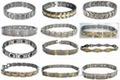 magnetic bracelet , Titanium Magnetic