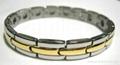 Magnetic Stainless Steel Bracelet, Ti bracelet
