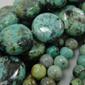 Synthesis Turquoise Bead