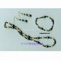 Hematite magnetic Necklace