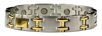 Atlas Stainless Steel Link Bracelet