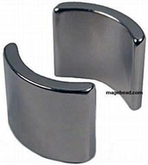 tile Segment Magnet for Motor