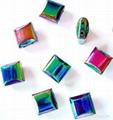 magnetic hematite bead