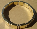 Strong magnetic bracelet