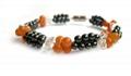 magnetic bracelet , Hematite bracelet