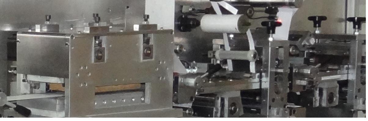 高速平壓包裝PU 敷料貼切片包裝機DC-313A-P 5