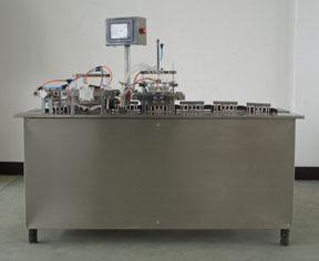 Iodine Cotton swab machine 1