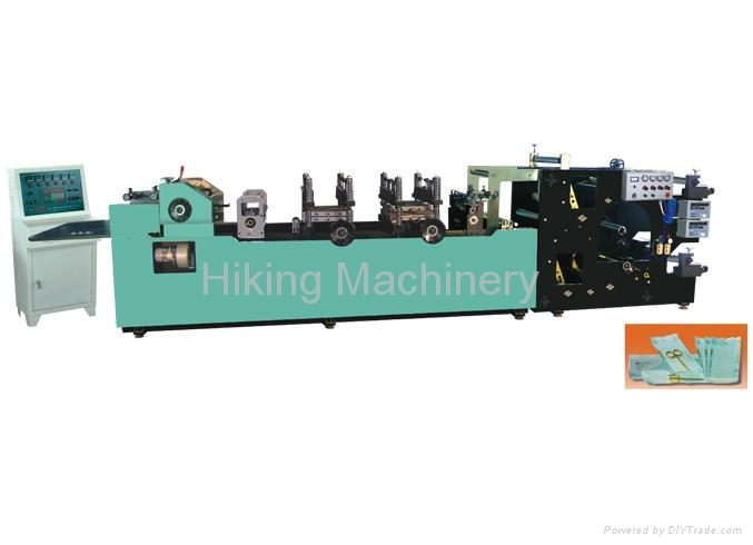 pouch making machine for medical products 1
