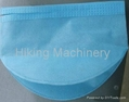 nonwoven doctor cap machine