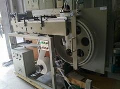 paper stick machine
