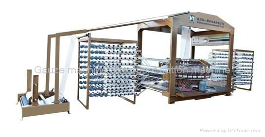 PP bag production line 1