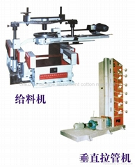 Vertical glass tube drawing machine  Descriptions: This machine is used to produ