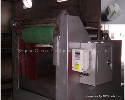 Dental cotton roll machine 1