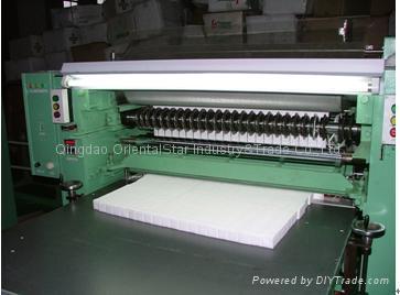make-up remover cotton machine 1