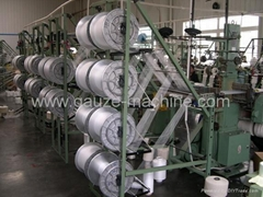 crepe bandage machine