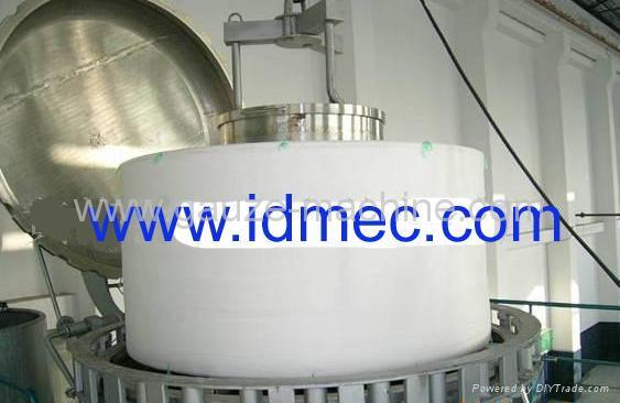 absorbent cotton bleaching machine