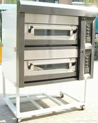 Electric Deck Oven bakery equipment