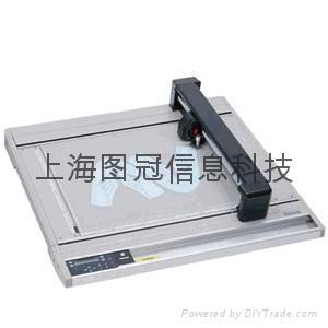 Graphtec日图FC4510纸盒包装切割打样机 1