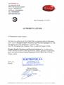 ELECTRICFOR工厂授权