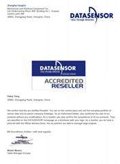 Datasensor傳感器、Datasensor開關