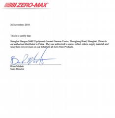 Zero-Max联轴器Zero-Max接头Z
