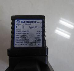 ELETTROTEC真空壓力開關