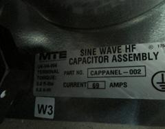 MTE電抗器、MTE互感器
