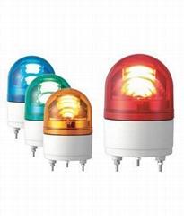 LED rotating warning light