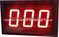 led countdown clock