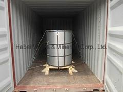 Prepainted steel coils (