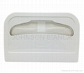 1/2 Fold Toilet Seat Cover Paper Dispenser 1