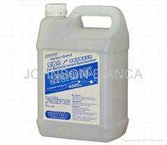 免洗手部消毒液 (1加仑装)