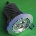 LED ceiling lamp 1