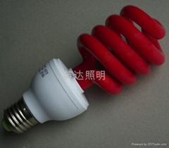 英达照明 彩色节能灯
