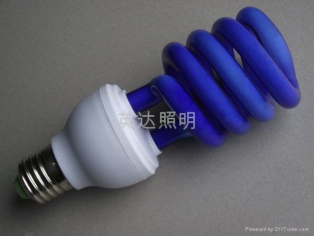 英達照明 彩色節能燈 2