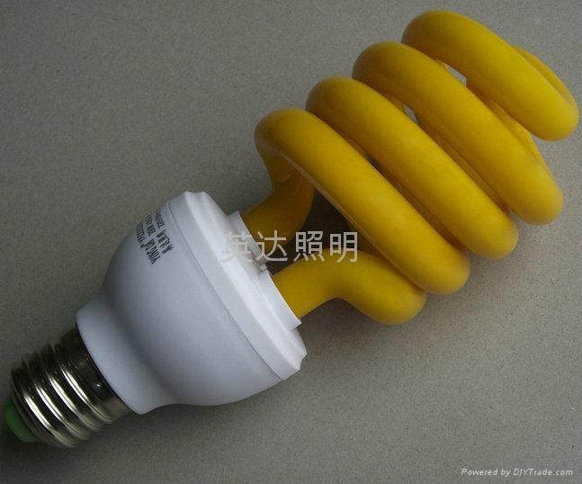 英達照明 彩色節能燈 4
