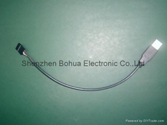 MCA to USB(A) with 150mm cable