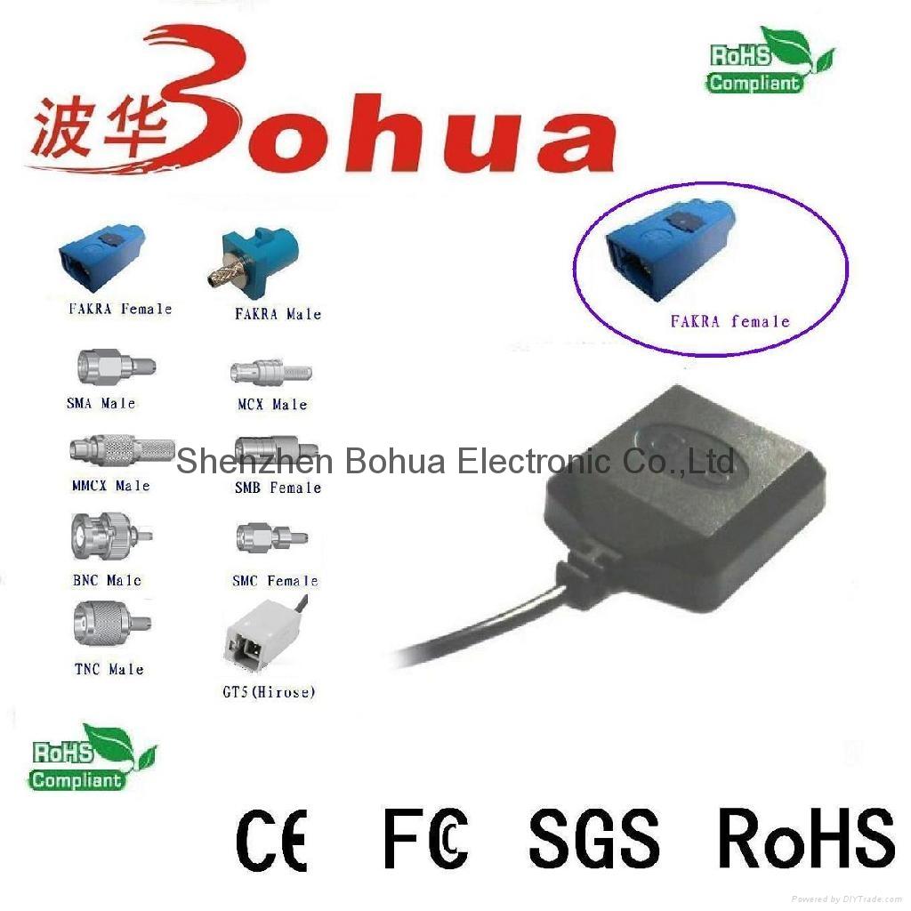 GPS car antenna(GAA1575A4D10) 1