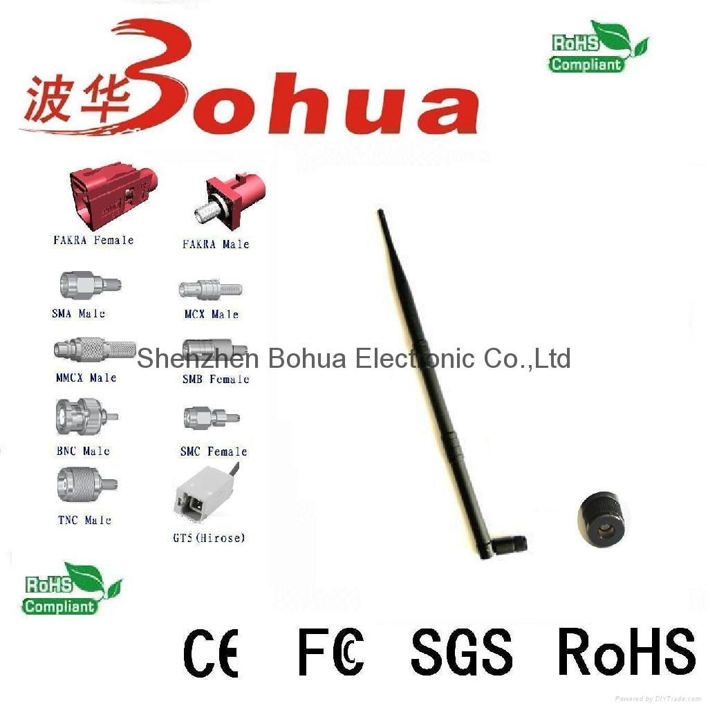3.5G-BHW10---10dBi Indoor 3.5GHZ Rubber antenna 1