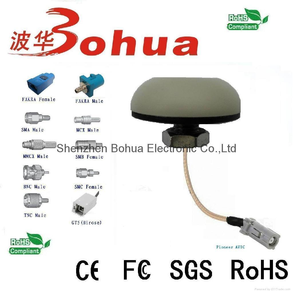GPS CAR antenna(GAA1575A4B12) 1