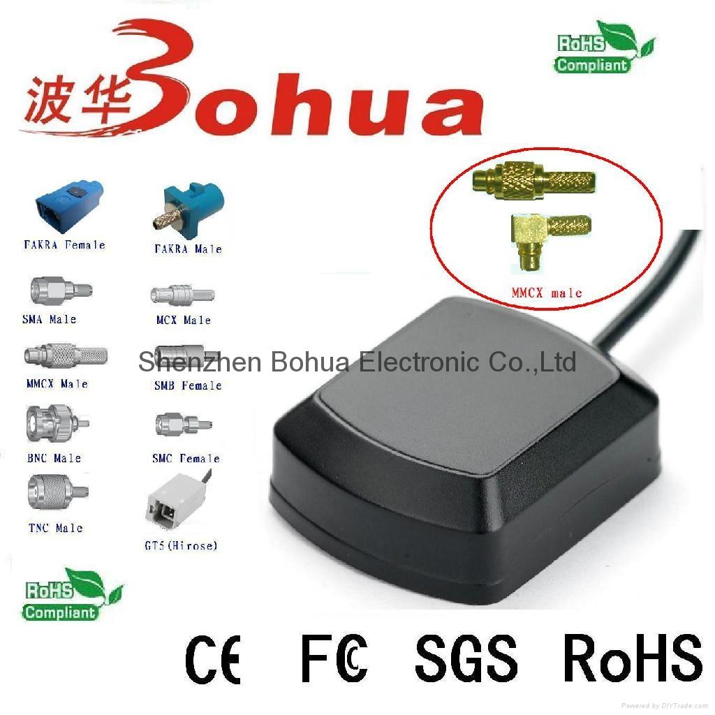GPS/Glonass antenna(GAA-GPS/GN-A-MMCX) 1