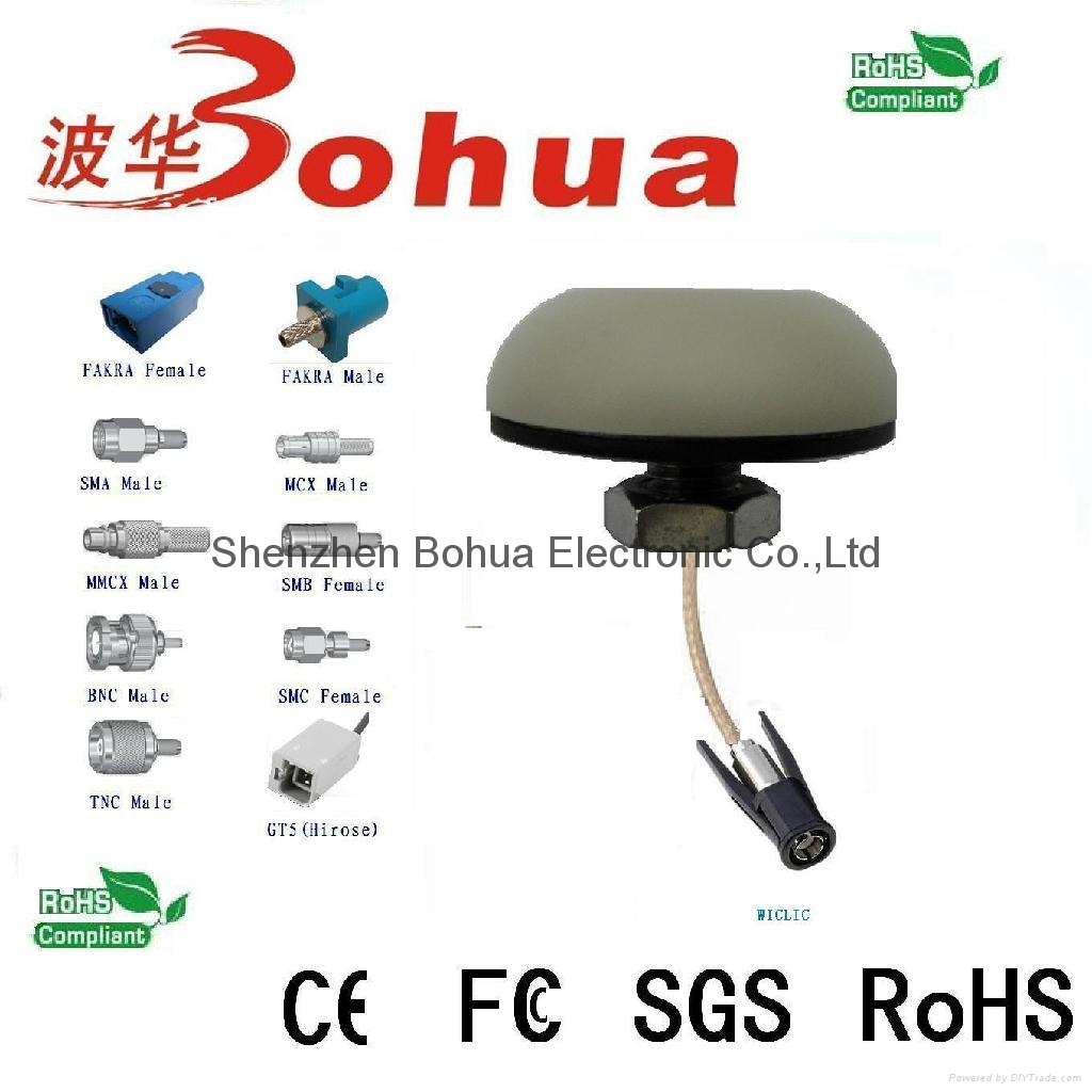 GPS/glonass antenna(GAA-GPS/GN-C-WICLIC) 1