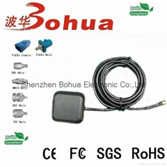 GPS/GLONASS/IRIDIUM-BH04(Low Profile GPS/GLONASS/Iridium active Antenna)