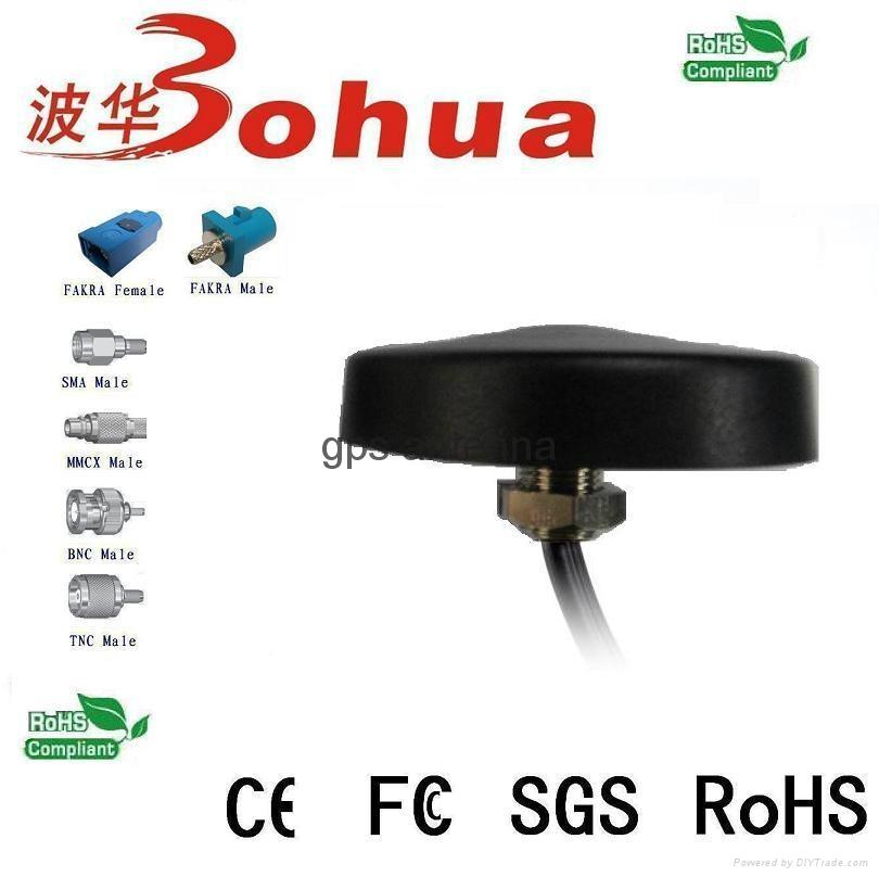 2.4G screw mount antenna(WIFI-BH016-1) 1