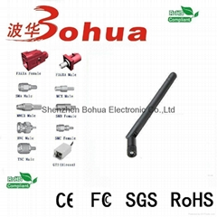 BH-433-034 (433MHz Swivel rubber antenna)