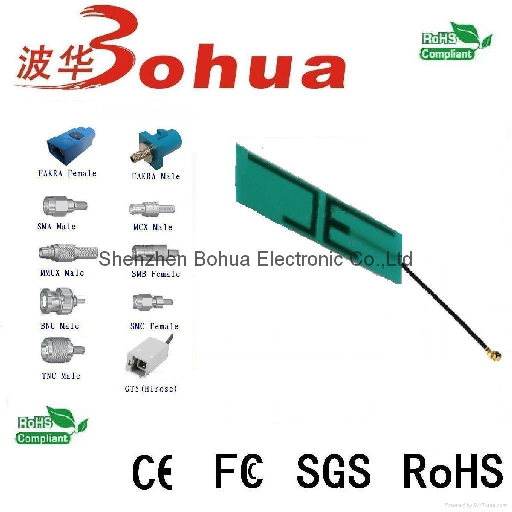 WIFI-BH004---2.0dBi 2.4G/5.8G dual band PCB antenna 1