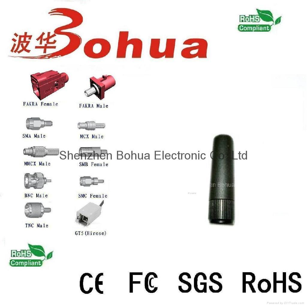 2.4g rubber  Antenna---WIFI-BH017 1